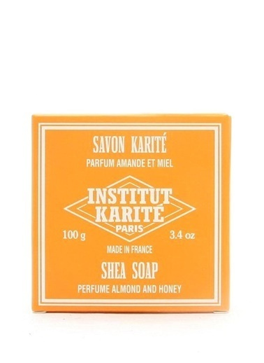 Institut Karite Institut Karité Paris Shea Soap Almond And Honey Sabun 100 Gr Renkli